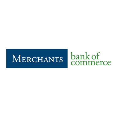 Merchants: Bank of Commerce logo